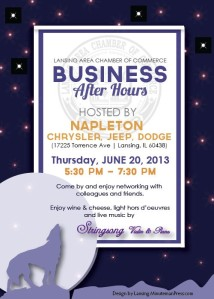 Business After Hours at Napelton