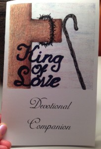 King of Love Devotional Companion Cover