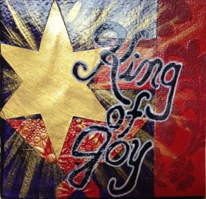 King of Joy Cover